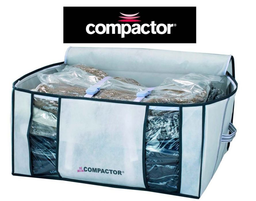 promo compactor lot de 4 housses compactor 210 litres xxl 3 1 gatuite compactor rangement. Black Bedroom Furniture Sets. Home Design Ideas