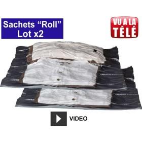 Housses sous vide Compactor Roll