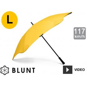 Parapluie tempête anti-vent Blunt - Classic - Jaune