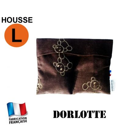 Housse micro-ondes taille L - Nounours