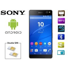 Smartphone 2 SIM Sony Xperia C5 Android - Noir