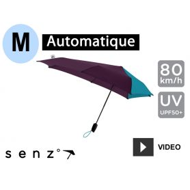 Parapluie tempête automatique anti-vent Senz Medium - Sky View