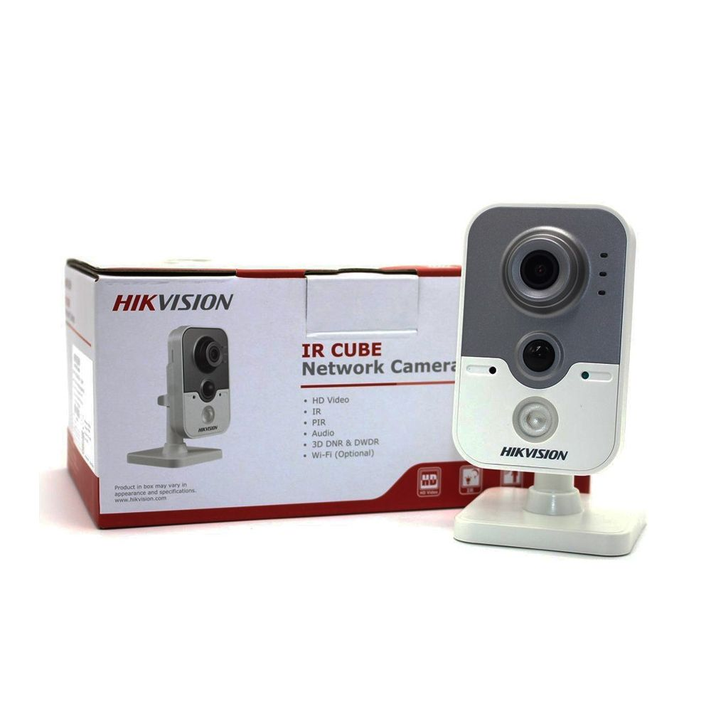 cam ra de surveillance ip int rieure hik vision cube 3mp cam ra vid osurveillance. Black Bedroom Furniture Sets. Home Design Ideas