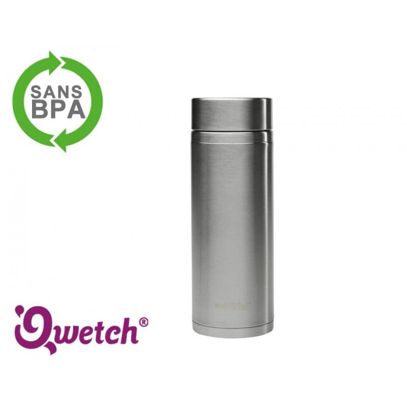 Théière isotherme inox Qwetch 300ml - Argenté
