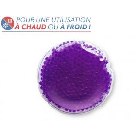 Bouillotte Perles Bouillotte Magique moyen modèle - violette