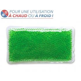 Bouillotte Perles Bouillotte Magique grand modèle - verte