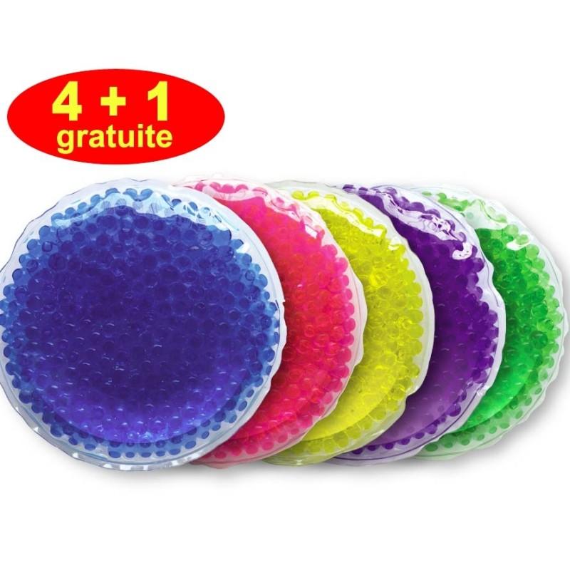 Bouillottes perles moyen modèle