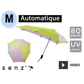 Parapluie anti-vent Senz - Medium Damier