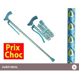 Canne pliante de marche Switch Sticks Tamise