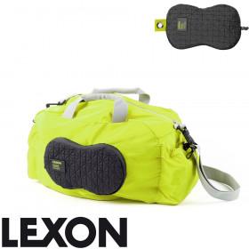 Sac de gym repliable Peanut Lexon - vert