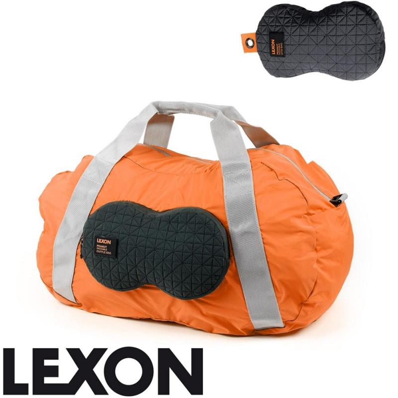 Sac de voyage pliant Peanut Lexon orange