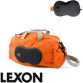 Sac de gym repliable Peanut Lexon - orange