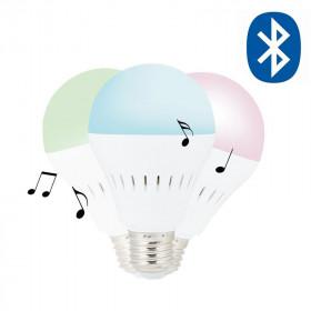 Ampoule connectée sans fil E27