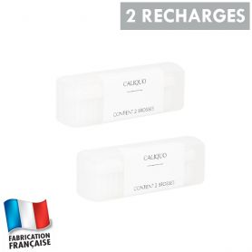 Pack de 2 recharges Caliquo