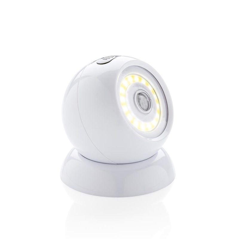 Lampe avec détecteur de présence