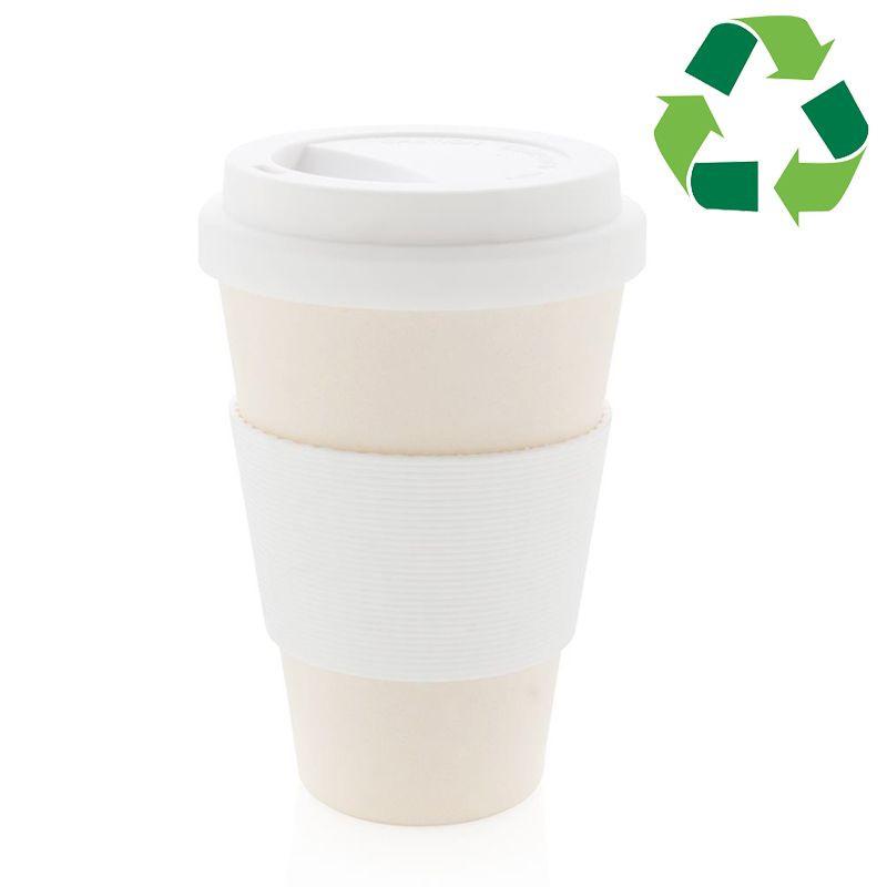 Mug écologique - blanc