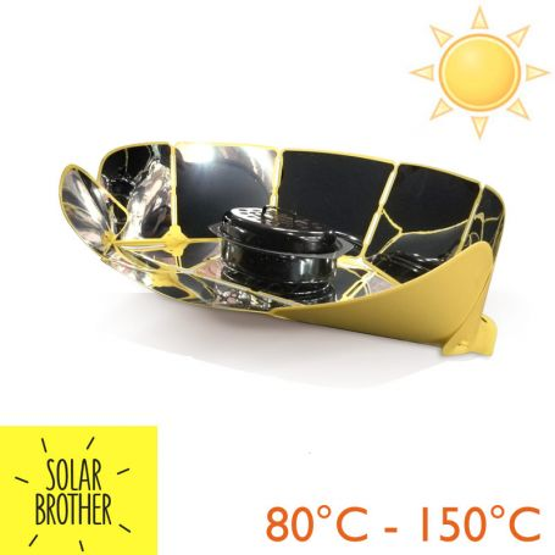 Cuiseur, four solaire Sungood