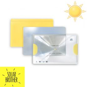 Kit solaire d'aventure