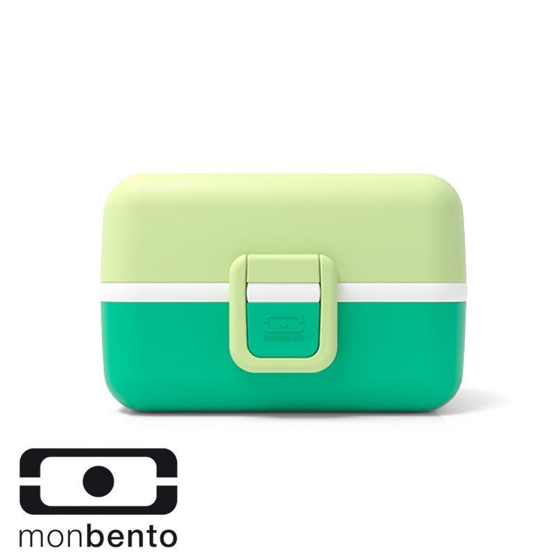 Boîte repas Bento pour enfant 0,9L - Apple