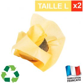 2 Emballages alimentaires ApiFilm taille L