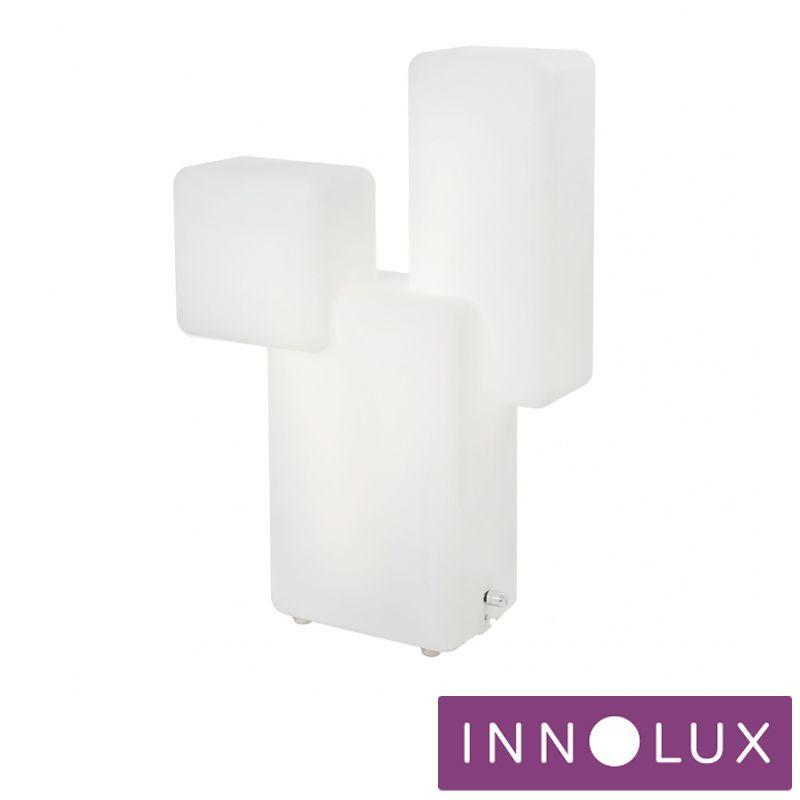 Lampe de luminothérapie design - Innosol Kubo