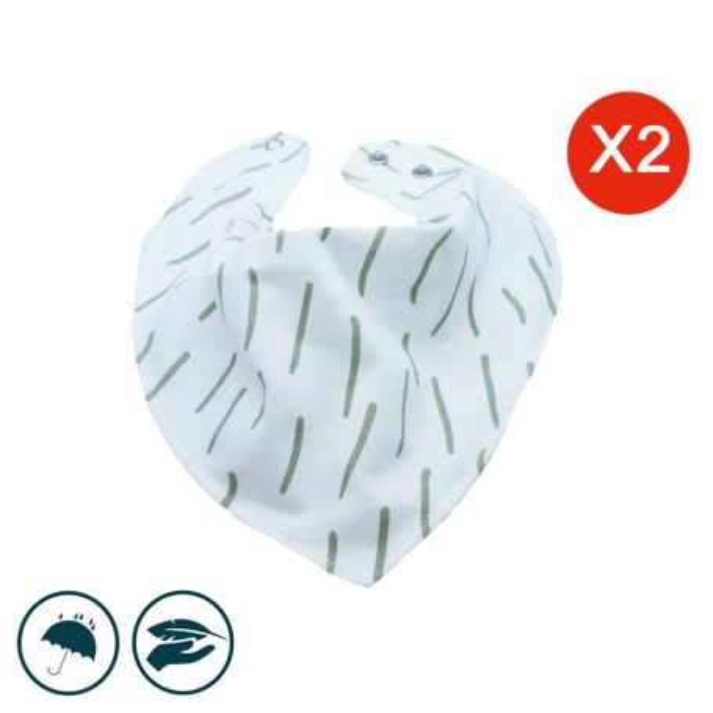 Bavette bandana impermeable