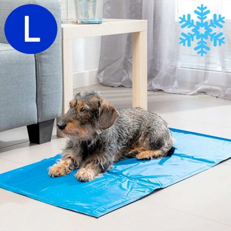 Tapis rafraîchissant gel chien L