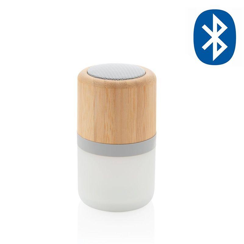 Enceinte bluetooth bambou 3w