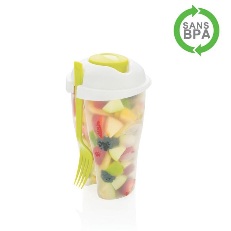 Shaker salade
