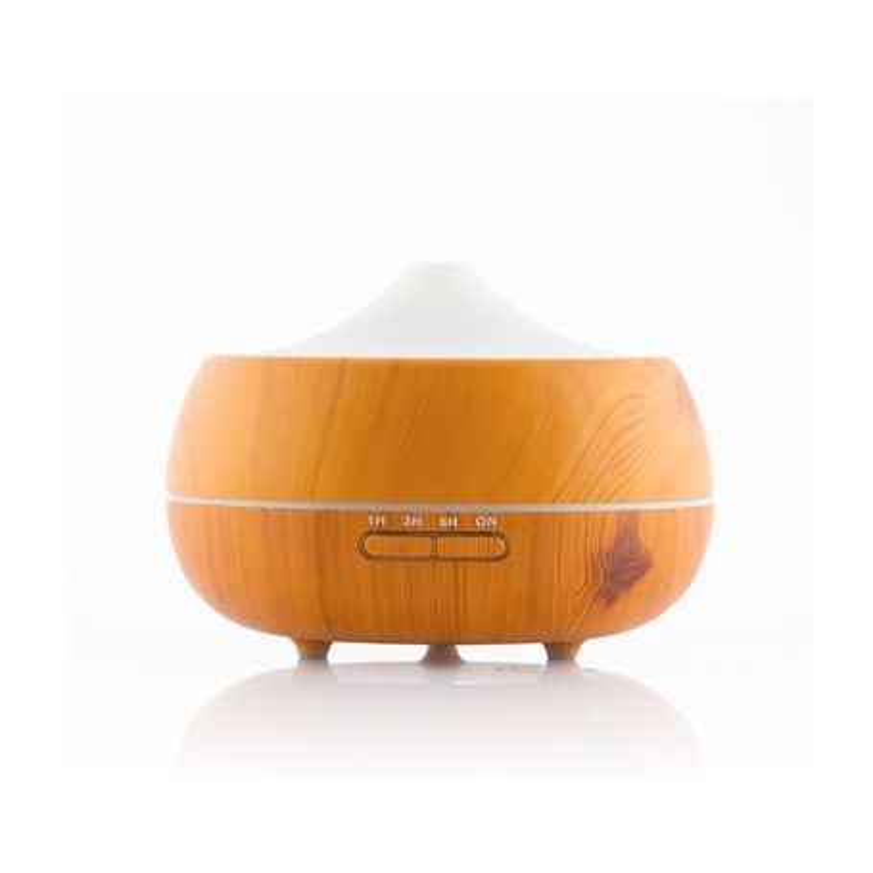 Humidificateur d'air Wooden-Effect