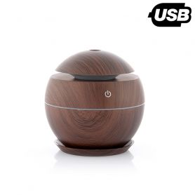 Diffuseur d'arôme humidificateur d'air Dark Walnut