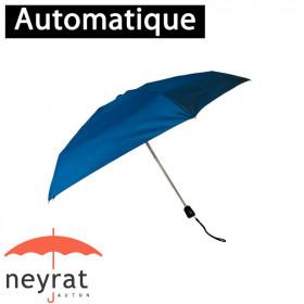 Parapluie pliant poche bleu