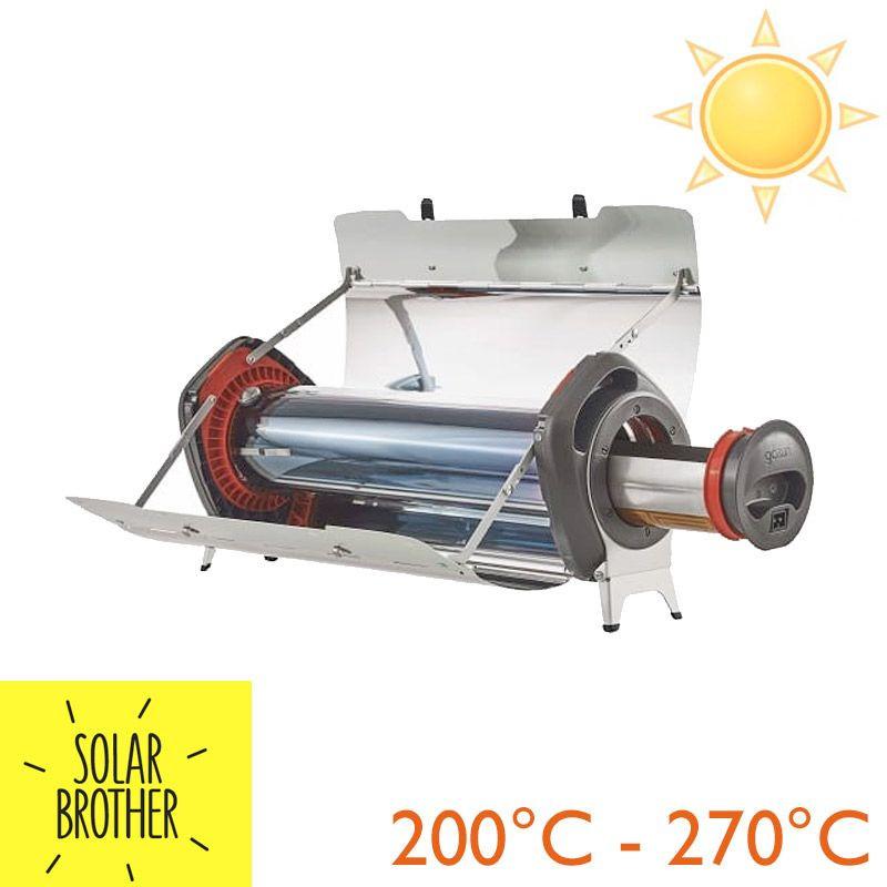 Barbecue solaire GoSun Fusion