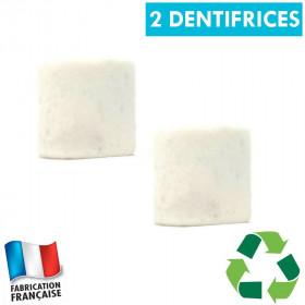 Dentifrices solides menthe poivrée