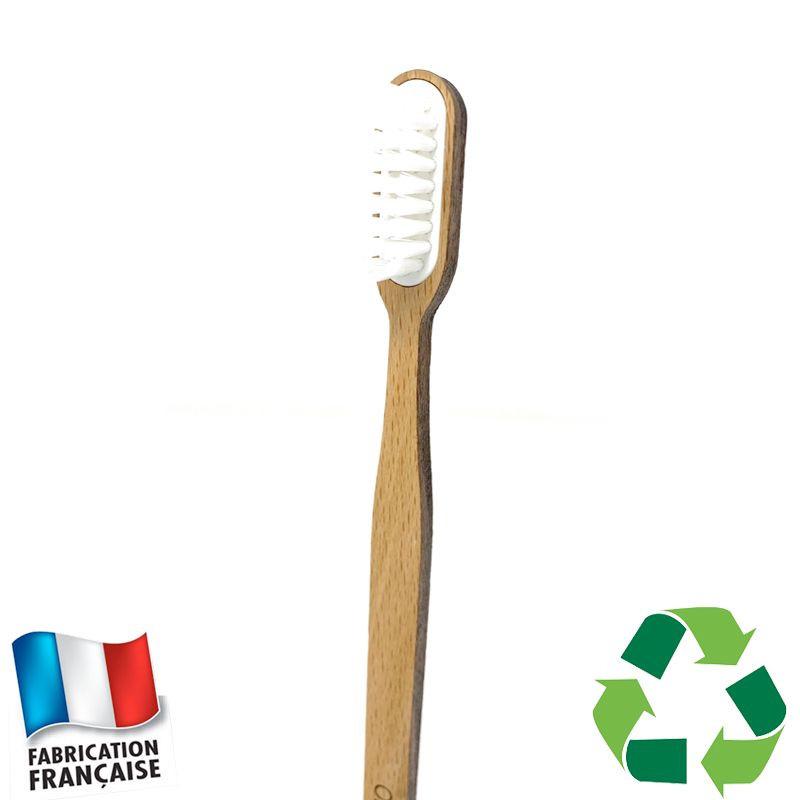 Brosse à dents écologique hêtre