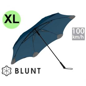 Parapluie tempête Blunt XL Marine