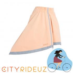 Sur-jupe pour vélo Clara