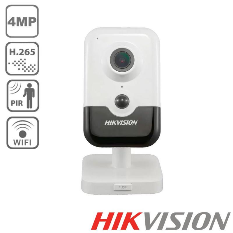 Caméra surveillance intérieure Cube 4MP