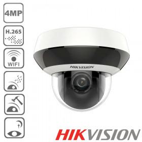 Caméra surveillance rotative Dôme 4MP