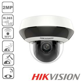 Caméra surveillance rotative Dôme 2MP