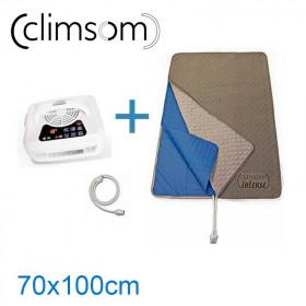 Sur-matelas rafraîchissant Intense Climsom 70x100cm