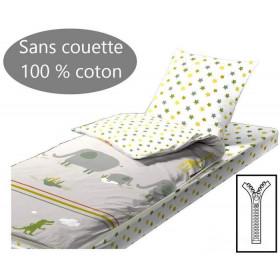 Caradou couchage enfant sans couette 90X140cm - Envolée