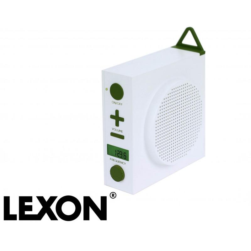 Lexon - Mazy radio rechargeable USB