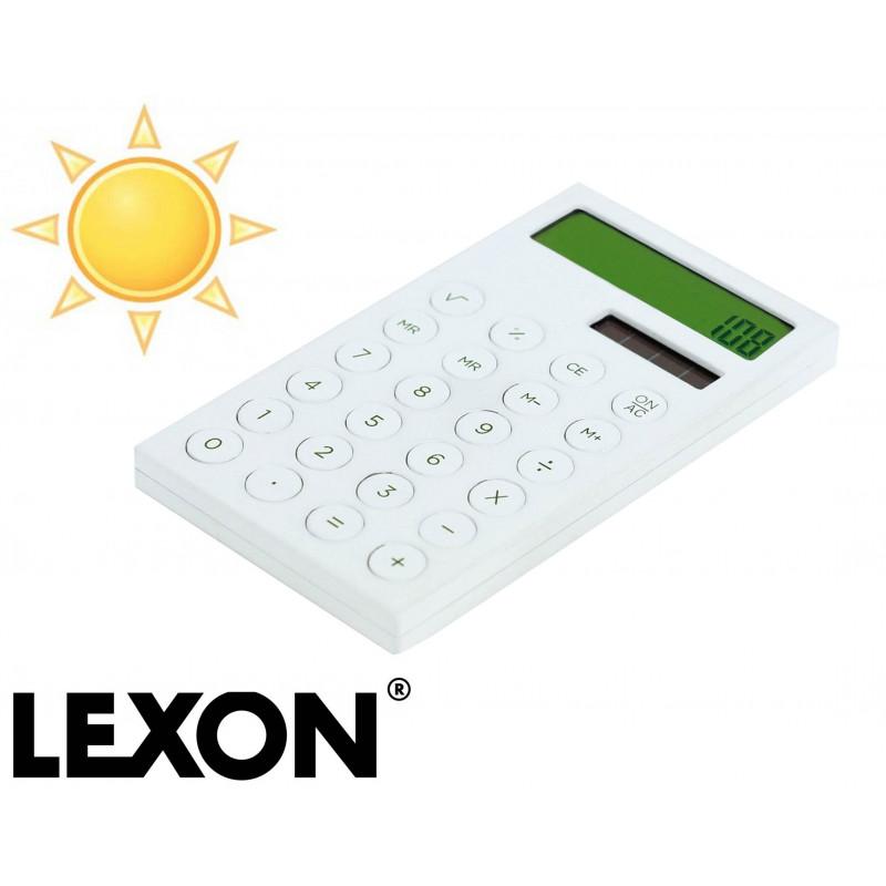 Lexon - Calculatrice de poche à énergie solaire Maizy