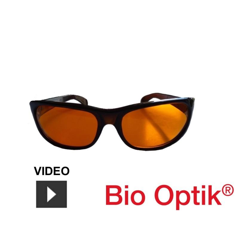 Lunettes de sommeil anti insomnie - Bio Optik 75