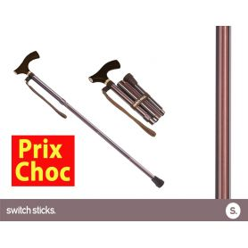 Canne pliante de marche fantaisie - Switch Sticks Kensington