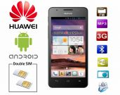 Smartphone 2 SIM Android Huawei Ascend G525 - Noir