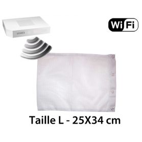 Protection anti-ondes pour box WIFI - taille L