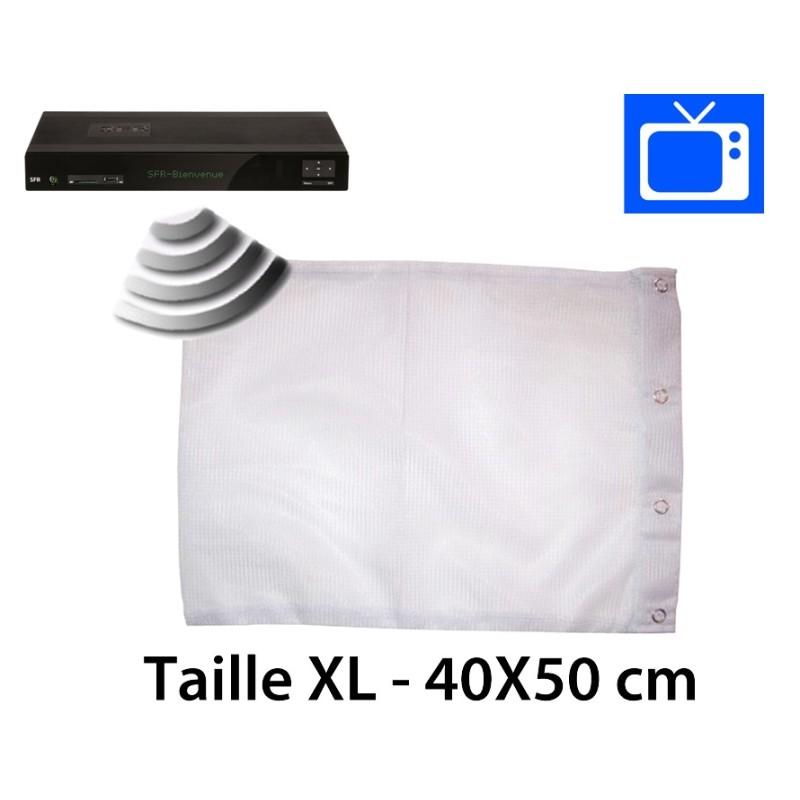 Housse anti-ondes décodeur XL