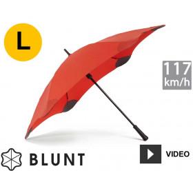 Parapluie tempête anti-vent Blunt - Classic - Rouge
